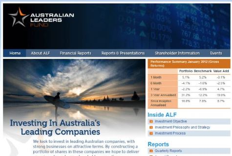 Australian Leader Funds