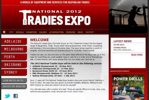 National Tradies Expo